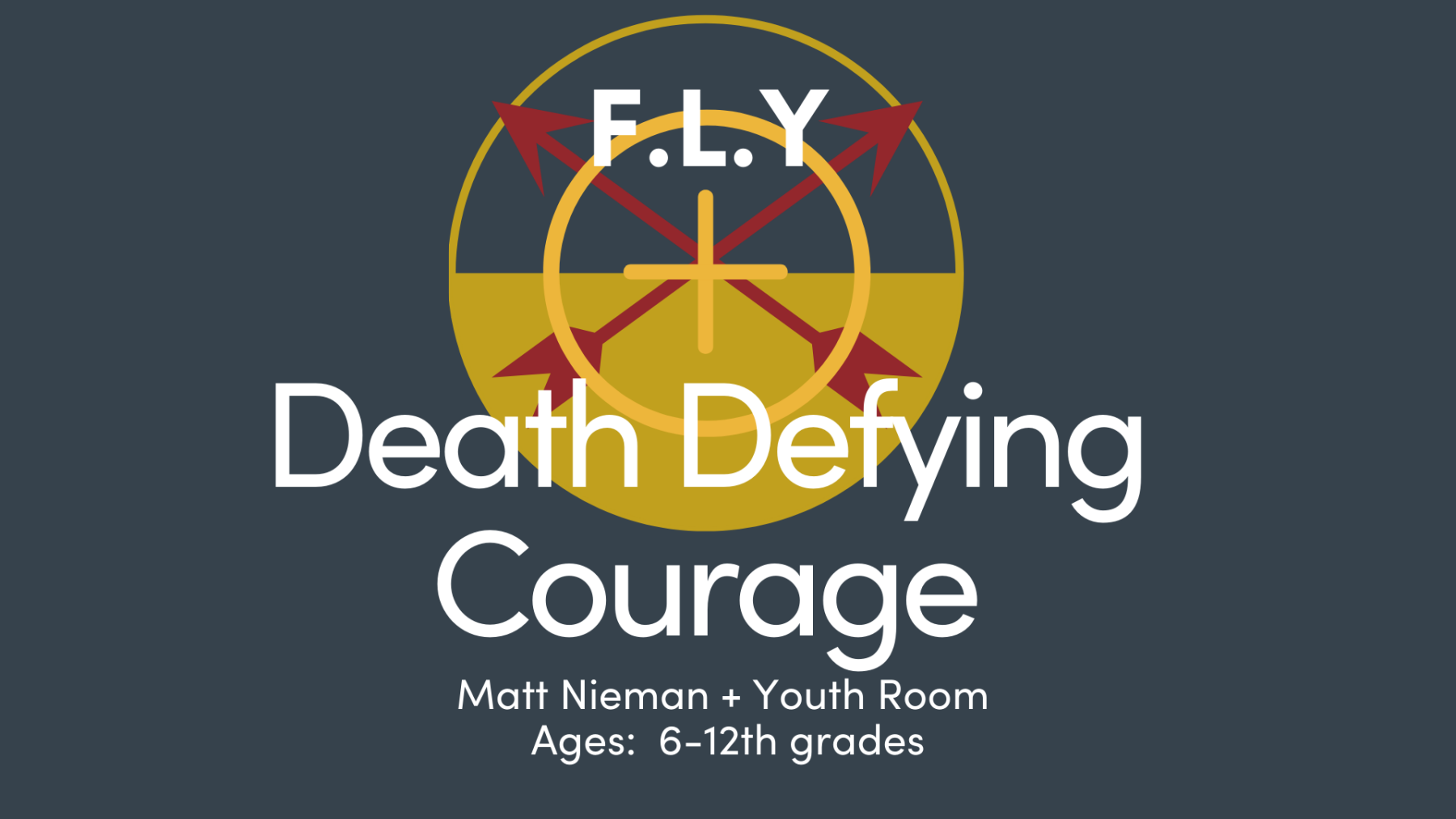 Death Defying Courage