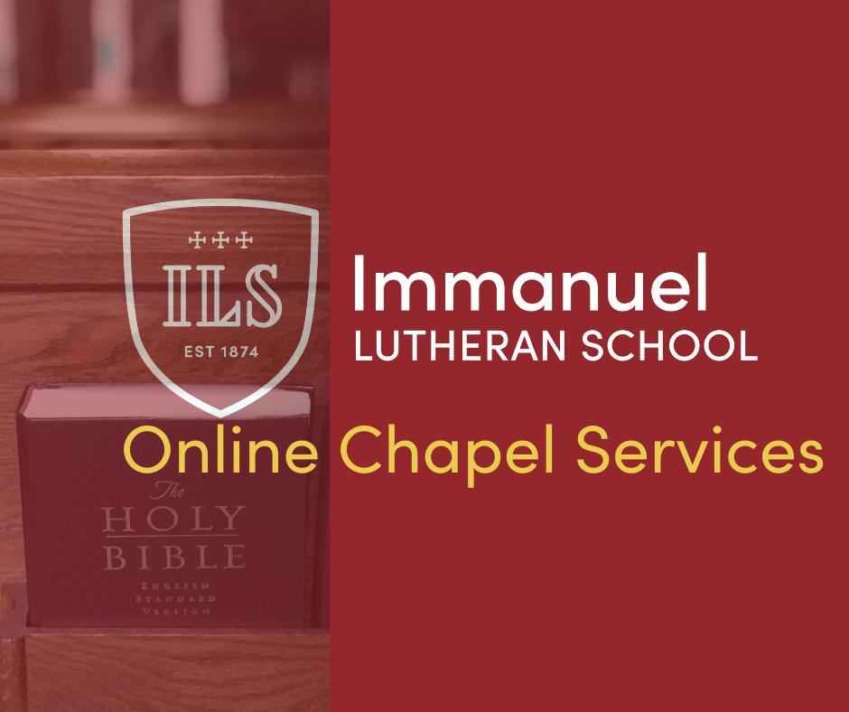 Immanuel Lutheran School Chapel
