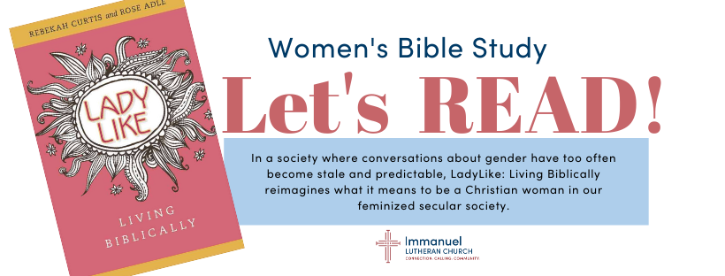 Bible Study/Book Study for Women