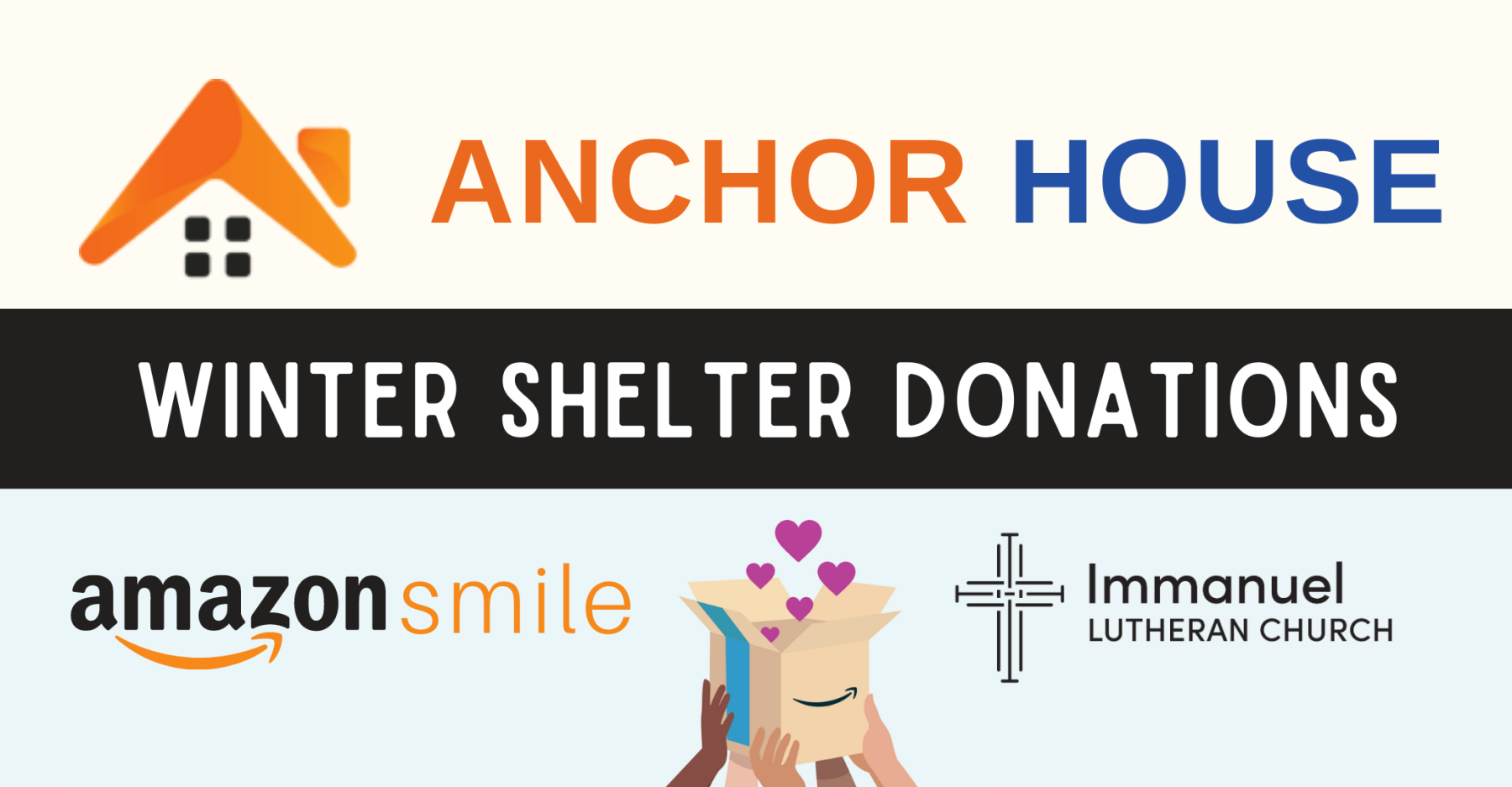 Anchor House Donations